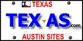 TEXAS AUSTIN SITES WWW.TEX-AS.COM